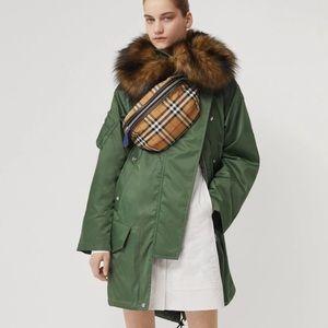 Burberry waist bag